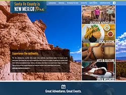 Santa Fe County is New Mexico True
