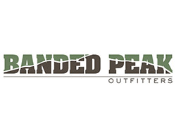 Banded Peak Ranch Outfitters Logo