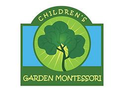 Children's Garden Montessori Logo