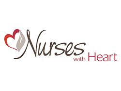 Nurses with Heart Logo