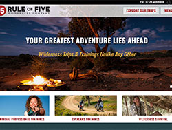 Rule of Five Wilderness Company