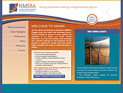 New Mexico Small Business Assistance Program